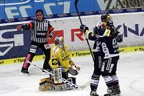 Hokej PSG Zlín- Hc Vítkovice STEEL