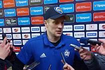 Pavel Kubiš po zápase s Kometou