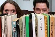 Knihy. Ilustrační foto.