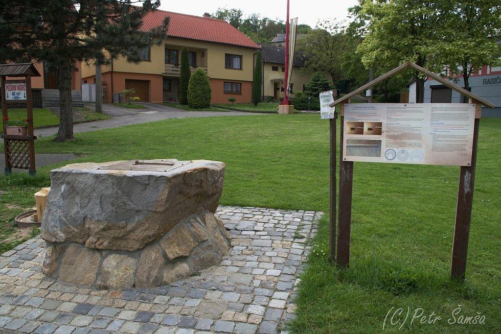 Život v obci Žlutava.. Sluneční hodiny