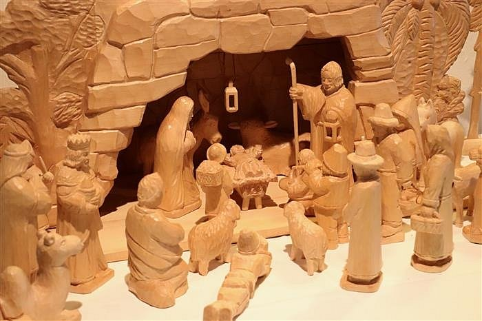 Muzeum láká na jedinečnou výstavu betlémů.