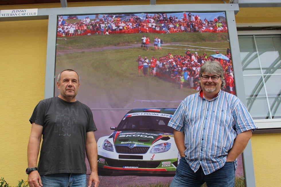 Star Rally Historic začala původně jen jako projížďky