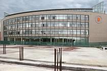 Univerzitní centrum ve Zlíně.