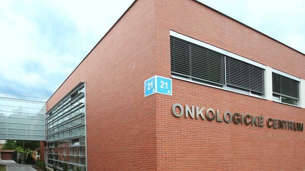 Onkologické centrum Krajské nemocnice T. Bati ve Zlíně.