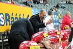 Hokej Extraliga: Slavia Praha - PSG Zlín