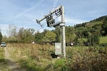 """Následky """"řádění"""" silného větru ve Zlínském kraji; sobota 3. října 2020"""