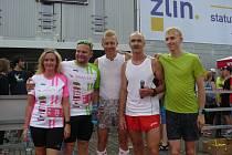 Běh olympijského dne ve Zlíně 2019