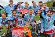 Fotbal Turnaj McDonald's Cup 2019 Krajské Finále Zlín.