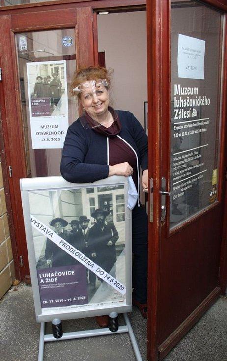 Luhačovické muzeum se opět otevře veřejnosti.