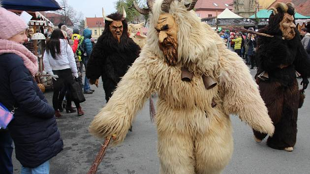V sobotu 7. prosince se bude konat již 28. ročník Valašského mikulášského jarmeku.