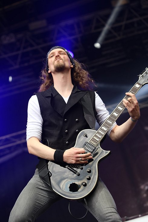 festival  Masters of rock 2019skupina Xandria