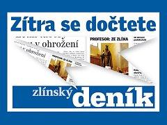 Zlínský deník... moje noviny.