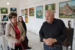 Zlínský výtvarník Ladislav Pálka se narodil roku 1945 ve Zlíně.