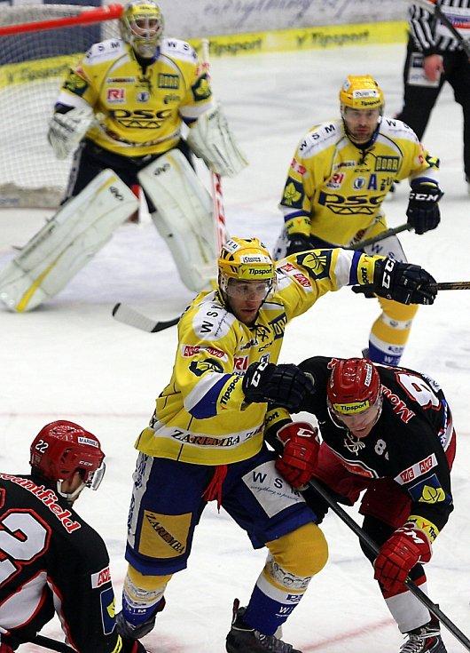 Hokej PSG Zlín – Mountfield Hradec Králové