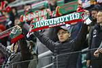 FC Zlin vs. FC Lokomotiv Moskva. 2. poločas