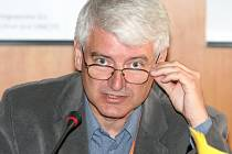 Petr Koliha - ředitel MFF Zlín.
