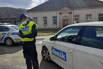 Policejní kontroly ve Zlínském kraji