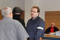 Martin Bódiš ve čtvrtek u krajského soudu ve Zlíně