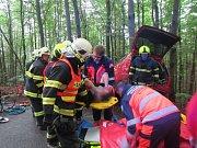 Nehoda ve Vizovicích