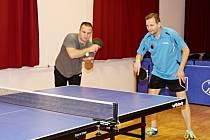Turnaj stolní tenis Šarovy