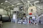 Výroba pelet ve firmě Waldera v Brumově-Bylnici
