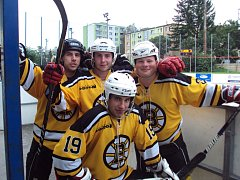 Ilustrační foto. Malenovická hokejbalová liga: Boston Zlín