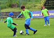 Fotbal Turnaj McDonald's Cup 2019 Krajské Finále Zlín. Otrokovice- Valašské Meziříčí