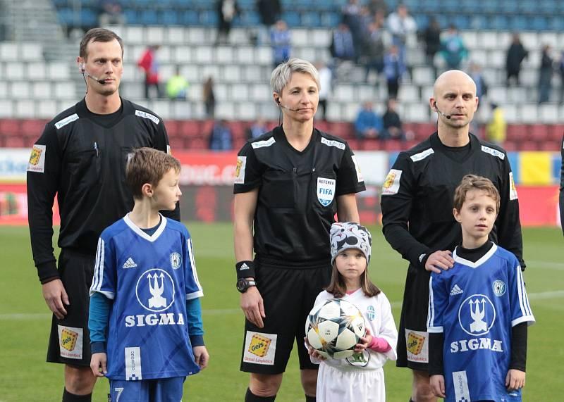 Známý zlínský rozhodčí Jan Paták v profesionálním fotbale coby asistent působí už jedenáctou sezonu.