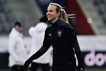 fotbalistka Klára Cahynová