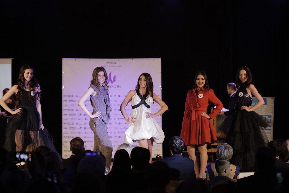Krajské semifinále soutěže Miss Opravdová krása ve zlínském Hotelu Baltaci Atrium