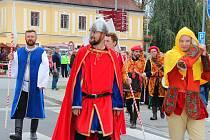 Svatováclavské slavnosti v Napajedlích 2019