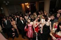 Ples zlínské univerzity se těší každý rok velké oblibě.