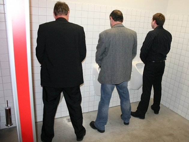 Toaleta na Elektře