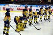 hokej PSG Berani Zlín - BK Mladá Boleslav