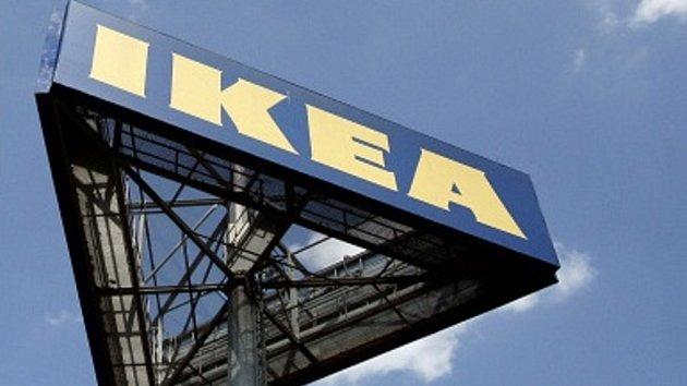 Ikea. Ilustrační foto