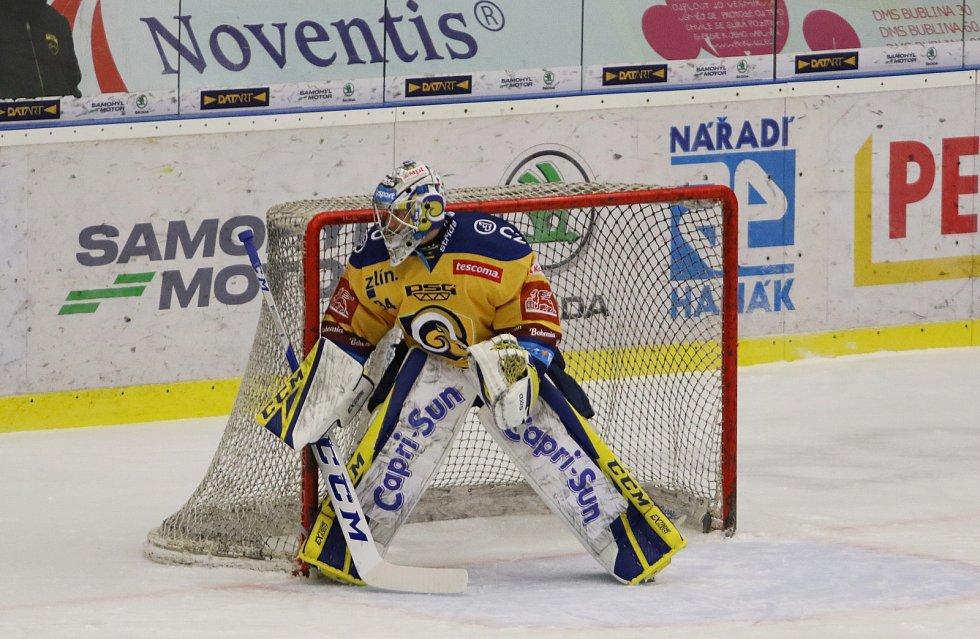 Michal Kořének uplynulou sezonu debutoval v extralize.