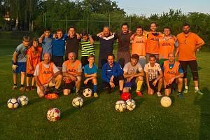 Oslavy půlstoletí čekají po sezoně fotbalisty TJ Sokol Petrůvka.