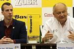 Barum Czech Rally Zlín 2019 - tisková konference