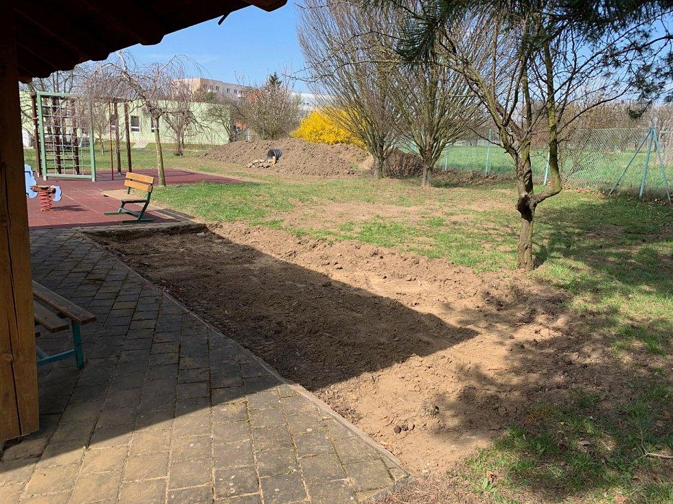 Ekosystémy vzniknou na zahradě ZŠ T. G. Masaryka.