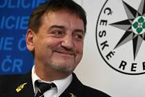 Zlínský policejní šéf Bedřich Koutný
