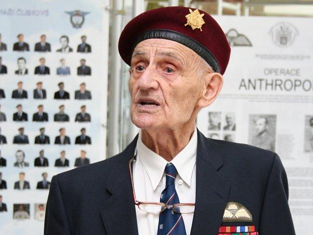 Veterán Vladimír Maděra