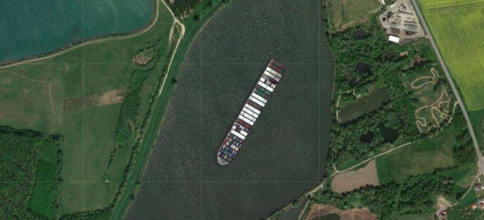 Novoveská štěrková jezera