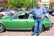 V sobotu 6. května 2017 se na zlínském náměstí Míru konal sraz vozů Porsche.