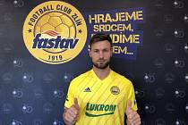 Zkušený devětadvacetiletý útočník Tomáš Wágner bude ve Zlíně hostovat  z Mladé Boleslavi do konce roku.