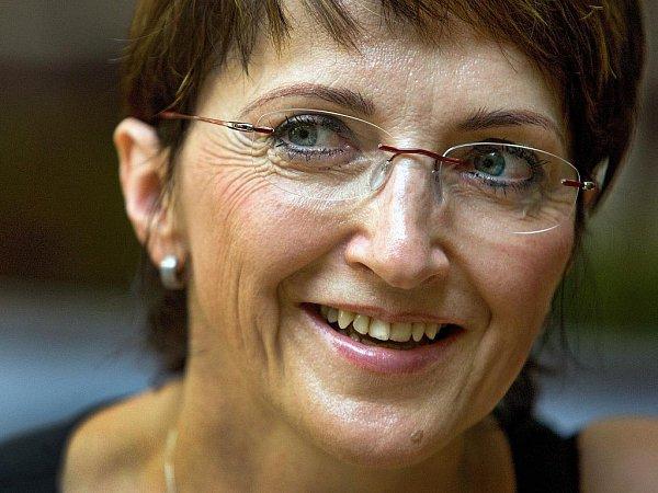 Poslankyně a bývalá starostka Vizovic Alena Hanáková zvítězila vankěte Deníku Žena regionu 2011.