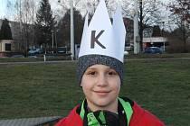Jirka Sousedík ze Zlína byl jedním z těch, kteří sobotní den strávili pomocí druhým. Desetiletý školák církevní školy na Jižních Svazích koledoval letos při Tříkrálové sbírce již počtvrté.