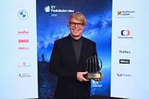 David Karásek, majitel společnosti mmcité 1 a držitel titulu EY Podnikatel roku 2020 Zlínského kraje
