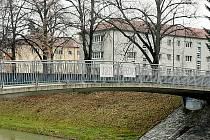 Zakalená Dřevnice vylekala obyvatele Zlína. Podle vodohospodářů nešlo o žádné znečištění.