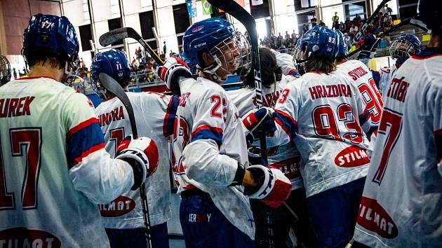 MS juniorů v inline hokeji v Barceloně 2019