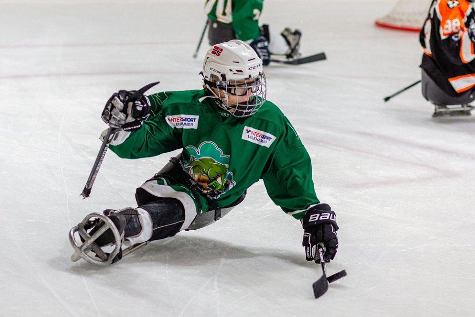 Sledge hokejisté Zlína si nakonec z devátého ročníku domácího turnaje Lapp cup pověsí na krk čtvrtý bronz.